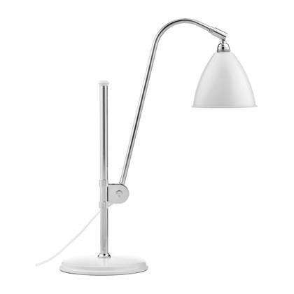 Bestlite BL1 Bordlampe Ø16 Krom/Mat Hvid - GUBI