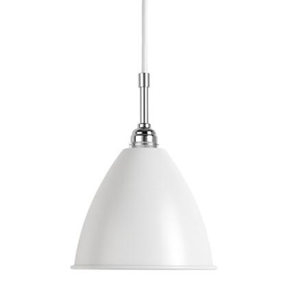 Bestlite BL9 Small Pendel Lampe Mat Hvid - Gubi