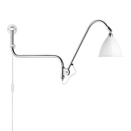 Bestlite BL10 Væglampe Mat Hvid - Gubi