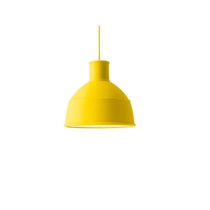 Unfold Pendel Lampe Gul - Muuto