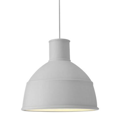 Unfold Pendel Light Grey - Muuto