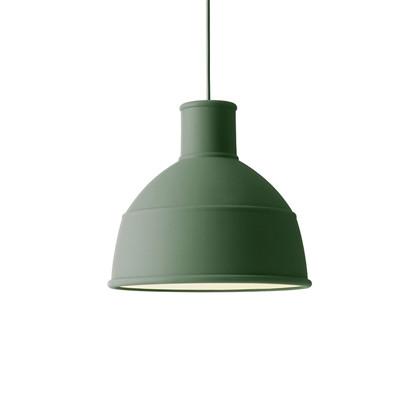 Unfold Pendel Lampe Grøn - Muuto