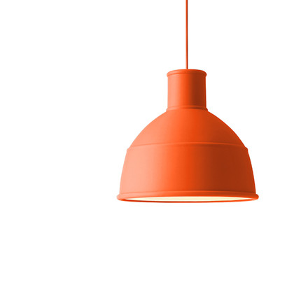 Unfold Pendel Orange - Muuto