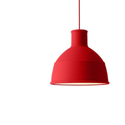 Unfold Pendel Dusty Red - Muuto