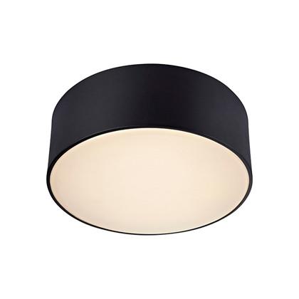 FACILE PLAFOND 28CM BLACK IP44 Loftlampe - Markslöjd
