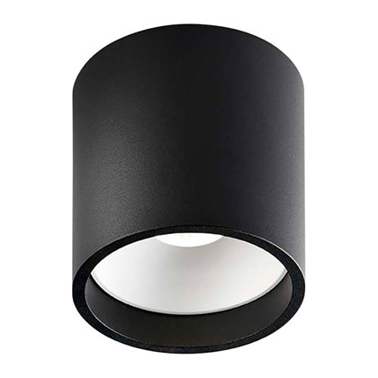 Solo Round LED Påbygningsspot fra Light-Point