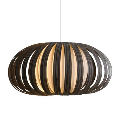 ST903 Zebrano Pendel Lampe fra Tom Rossau