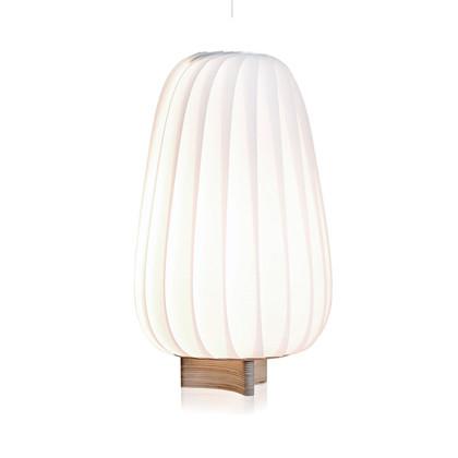ST906 Hvid Bordlampe fra Tom Rossau