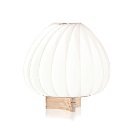 TR12 Hvid Plastic Bordlampe - Tom Rossau