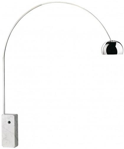 Arco Gulvlampe LED - Flos