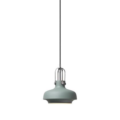 Copenhagen Pendel Lampe matt moss - &tradition