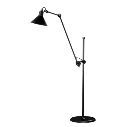 Lampe Gras 215 Gulvlampe Sort fra DCW Éditions
