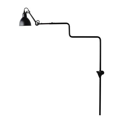 Lampe Gras 217 Væglampe Sort-Sort fra DCW Éditions