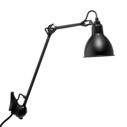 Lampe Gras 222 Væglampe Sort fra DCW Éditions