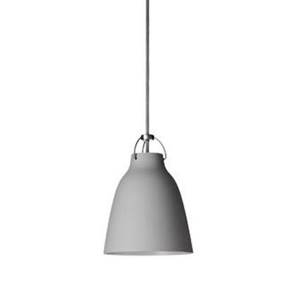 Caravaggio Mat Grå 25 Pendel Lampe - Light Years