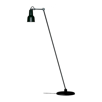 Lampe Gras 230 Gulvlampe Sort fra DCW Éditions