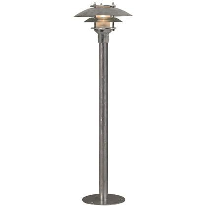 Aalborg Bedlampe - Galvaniseret stål - Nordlux