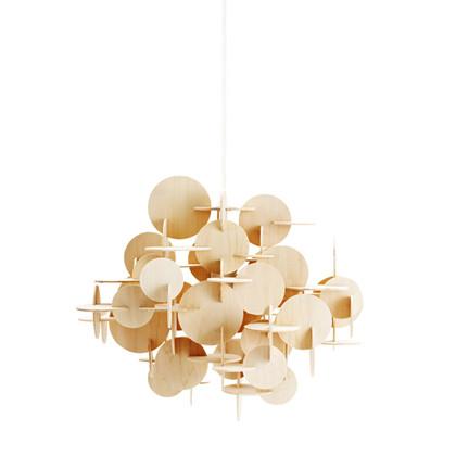 Bau Pendel Lampe Large fra Normann Copenhagen