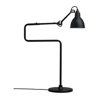 Lampe Gras 317 Bordlampe Sort fra DCW Éditions