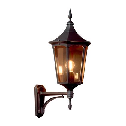 Cardinal Udendørs Væglampe Model A fra Noral