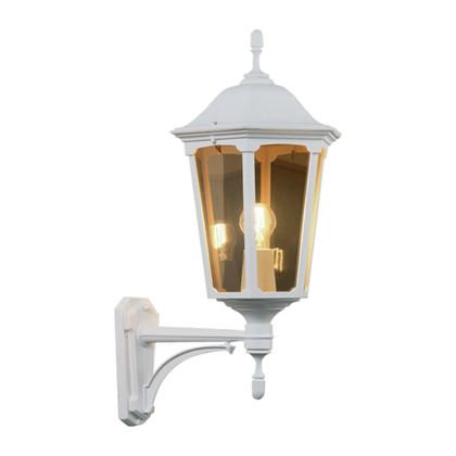 Plaza Udendørs Væglampe Model A fra Noral