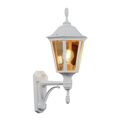 Allegro Udendørs Væglampe Model A fra Noral