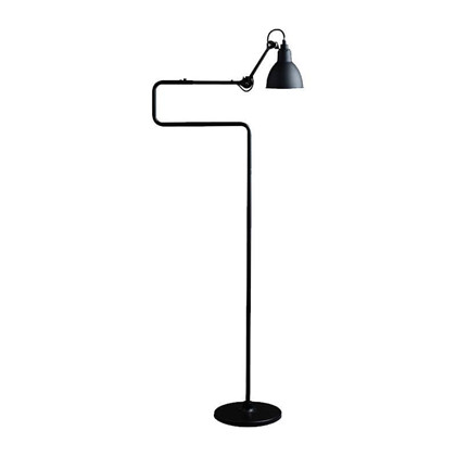 Lampe Gras 411 Gulvlampe Sort fra DCW Éditions