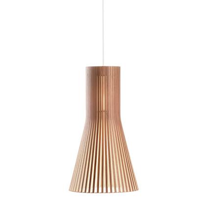 Secto 4201 Pendel Lampe Valnød - Secto Design