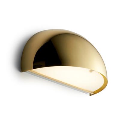 Rørhat Væglampe Messing - Light-Point