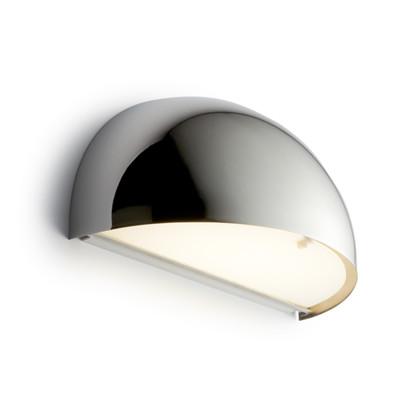 Rørhat Væglampe Krom - Light-Point