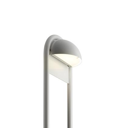 Rørhat Udendørs Stander Enkel - 70 cm Hvid - Light-Point