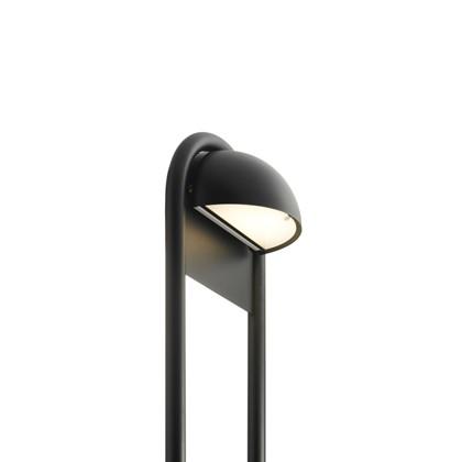 Rørhat Udendørs Stander Enkel - 70 cm Sort - Light-Point