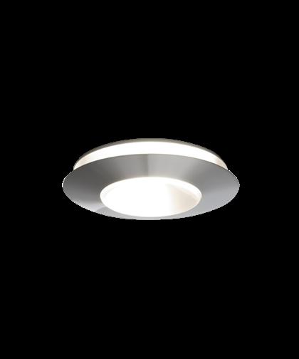 Ring 28 Væglampe/Loftlampe Rustfrit Stål - Pandul