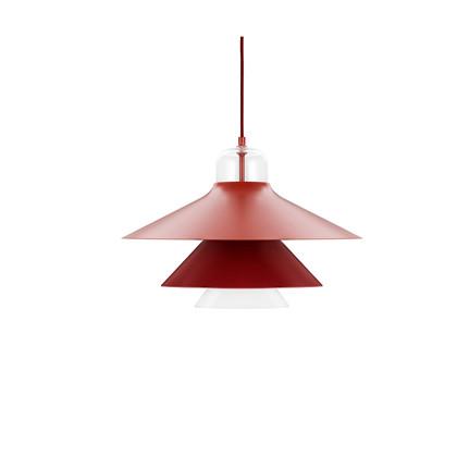 Ikono Pendel Large Rød - Normann
