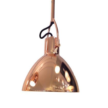Focus Pendel lampe lille – kobber - Seeddesign