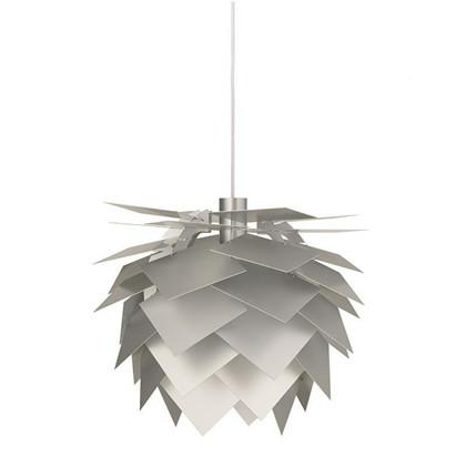 Pineapple Pendel Lampe Medium - Alu fra Frank Kerdil