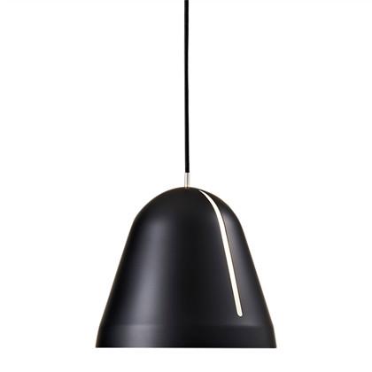 Tilt Pendel Lampe Sort - Stor fra Nyta