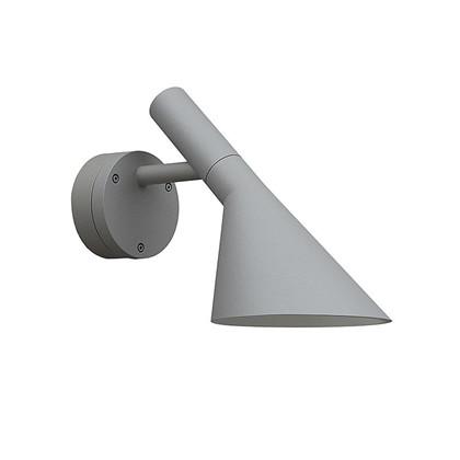 AJ 50 LED Væglampe Udendørs - Grå