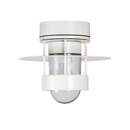 Albertslund Loftlampe Udendørs - Hvid