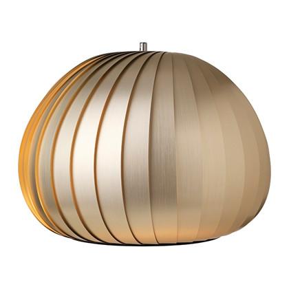 TR12 Gold Alu Pendel Lampe fra Tom Rossau