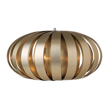 ST907 Gold Alu Pendel Lampe - Tom Rossau