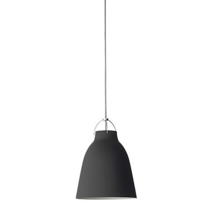 Caravaggio P2 Mat Sort Pendel Lampe - Light Years