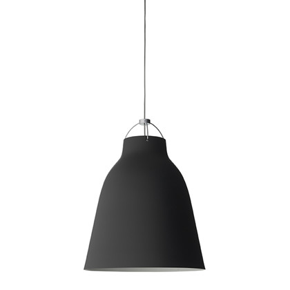 Caravaggio P4 Mat Sort Pendel Lampe - Light Years
