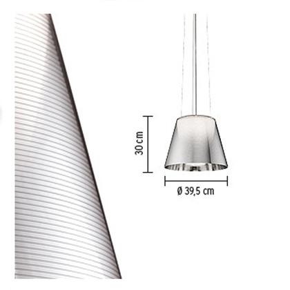 KTribe S2 Pendel Lampe fra Flos