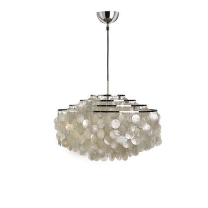 Fun 10 DM Pendel lampe design Verner Panton
