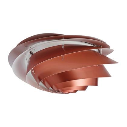 Swirl Loft/Væg - Large Kobber - Le Klint