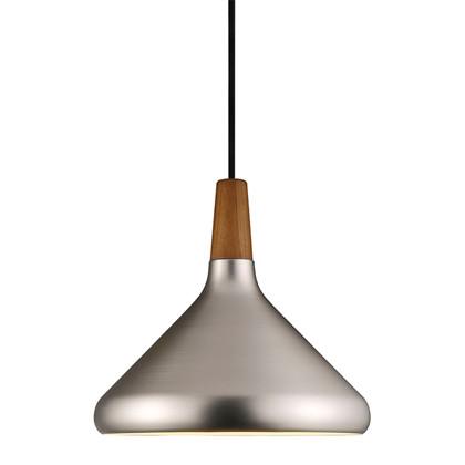 Float 27 Pendel Lampe - Børstet Stål - Nordlux