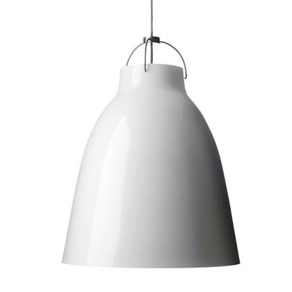 Caravaggio P4 Pendel Lampe - Hvid- Light Years