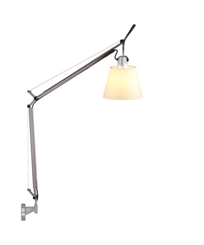 Tolomeo Basculante Væglampe Pergament - Artemide
