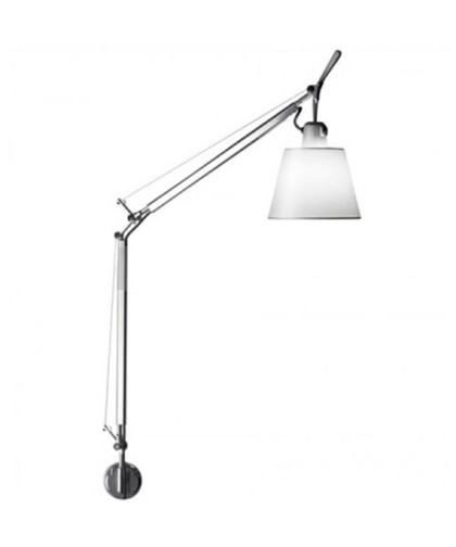 Tolomeo Basculante Væglampe Satin - Artemide